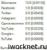 Выполненные задания из соц сетей - vipip.ru