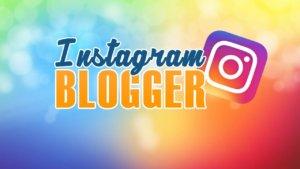 блоггеры в инстаграмм
