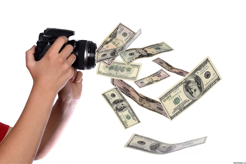 Заработок в фотобанках